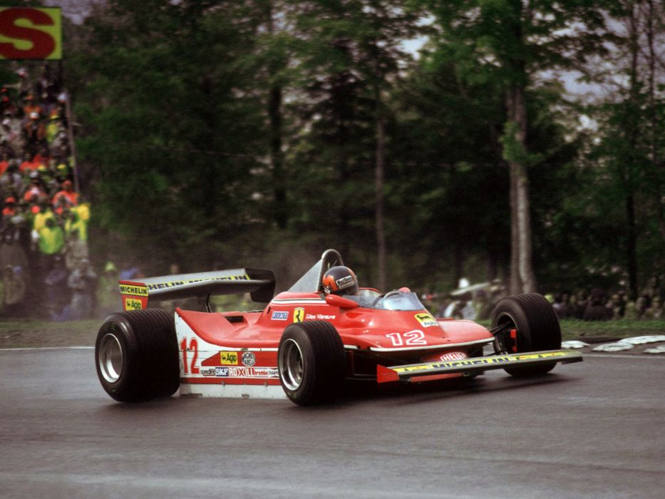 1979 Ferrari 312 T4 formula one f-1 race racing t-4  t wallpaper