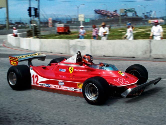 1979 Ferrari 312 T4 formula one f-1 race racing t-4 r wallpaper