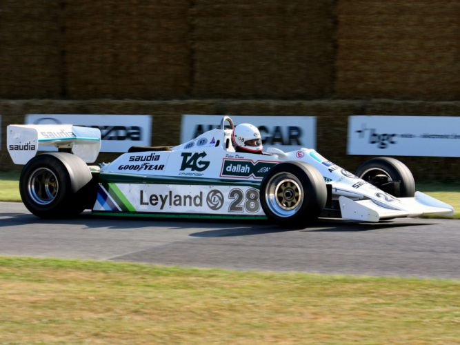 1979 Williams FW07 formula f-1 race racing d wallpaper