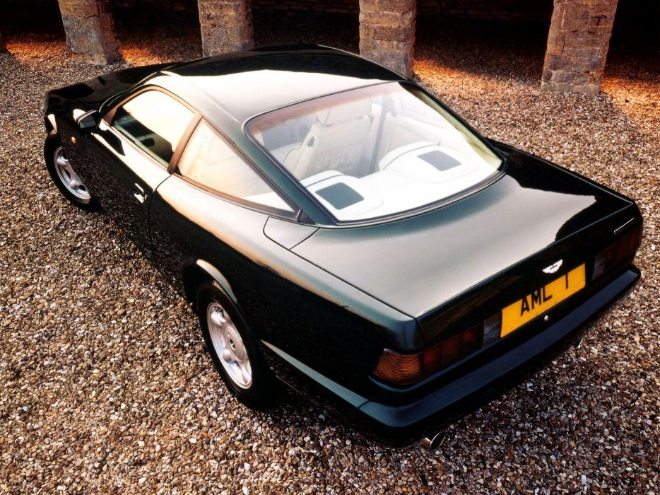 1989 Aston Martin Virage     g wallpaper