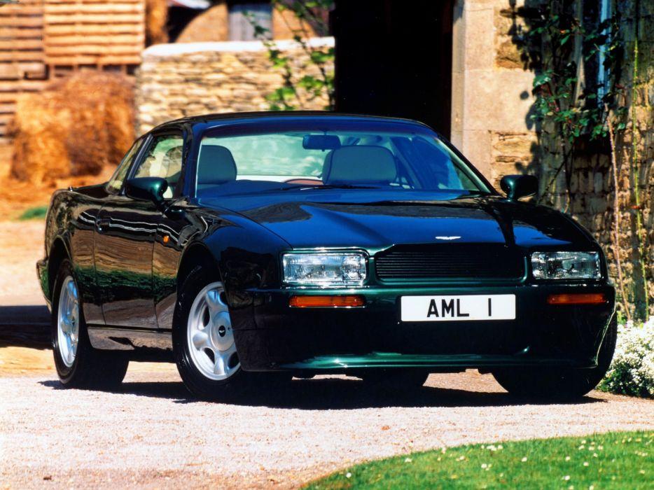 1989 Aston Martin Virage   h wallpaper