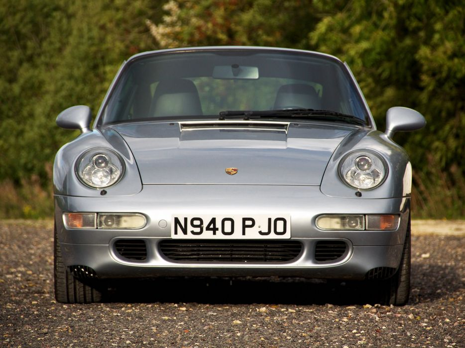 1995 Porsche 911 Carrera 4S 3_6 Coupe (993) 4-s   se wallpaper