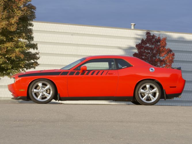 2009 Mopar Dodge Challenger R-T (LC) muscle hot rod rods g wallpaper