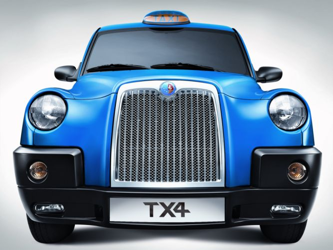 2010 The London Taxi Company TX4 transport h wallpaper