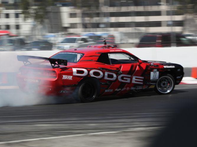 2011 Dodge Challenger Formula Drift (LC) muscle race racing hot rod rods g wallpaper