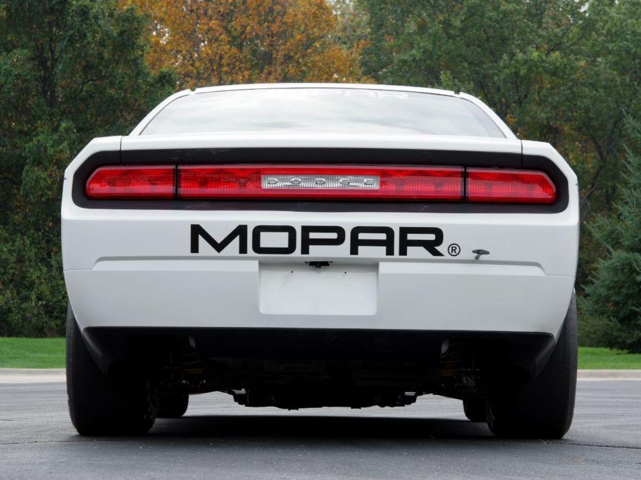2011 Mopar Dodge Challenger V-10 Drag Pak (LC) race racing muscle hot rod rods    h wallpaper