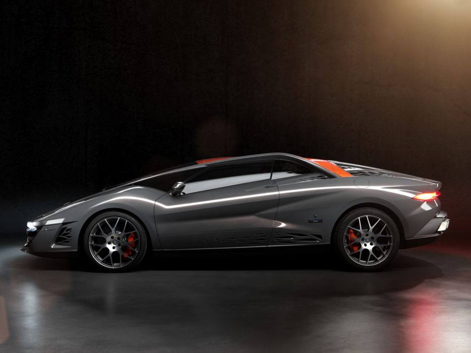 2012 Bertone Nuccio supercar   w wallpaper