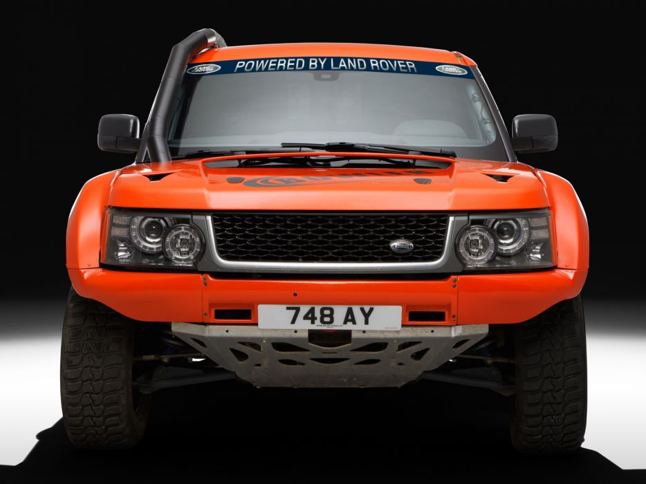 2012 Bowler EXR Rally Car By Land Rover suv race racing offroad awd   f wallpaper