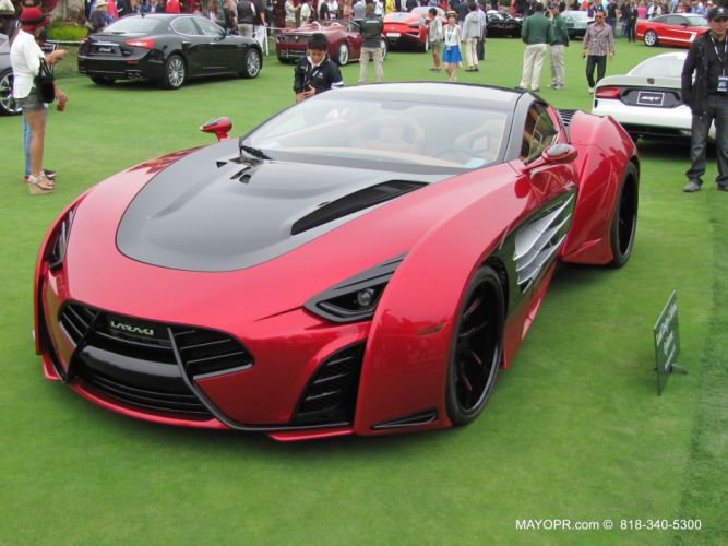 2013 Laraki Epitome supercar ue wallpaper