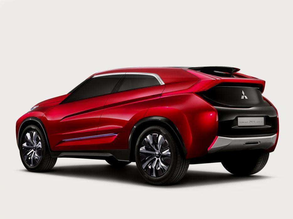 2013 Mitsubishi Concept XR-PHEV       h wallpaper
