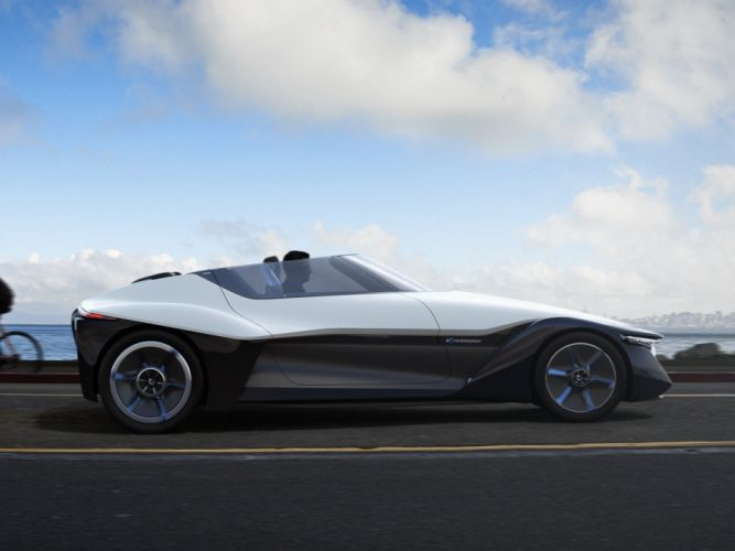 2013 Nissan BladeGlider Concept supercar h wallpaper