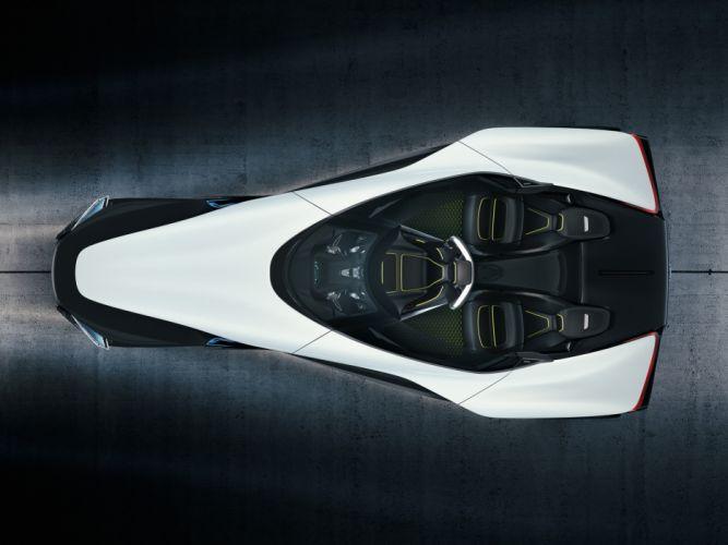 2013 Nissan BladeGlider Concept supercar interior g wallpaper