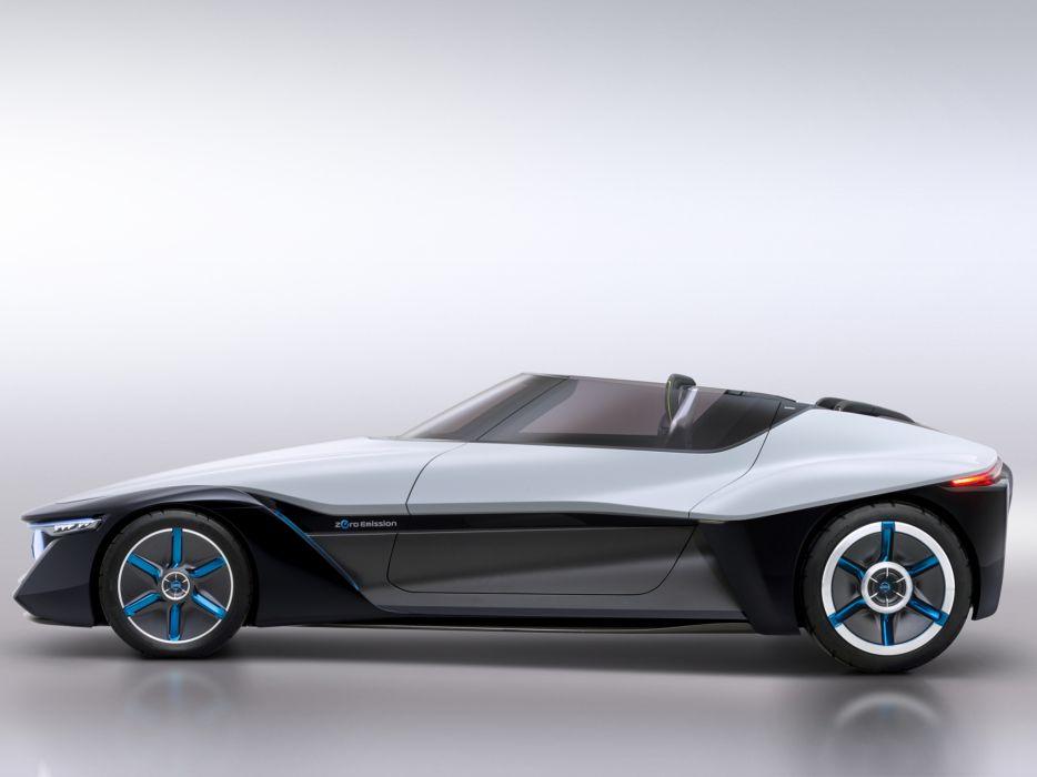 2013 Nissan BladeGlider Concept supercar  g wallpaper