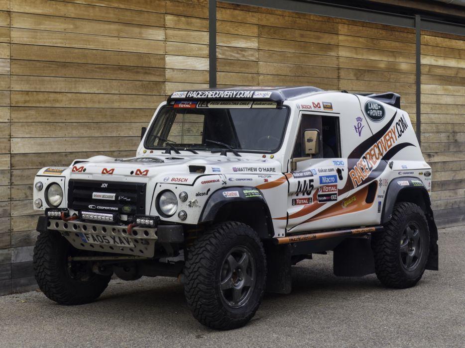 2013 Race2Recovery Q-T Wildcat DKR5500 rally dakar offroad race racing         g wallpaper