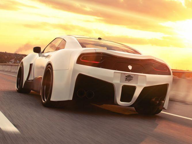 2013 Team Galag TG1 Nissan GT-R Gumball 3000 tuning supercar g wallpaper
