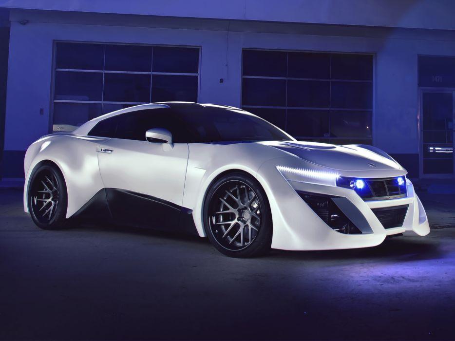 2013 Team Galag TG1 Nissan GT-R Gumball 3000 tuning supercar   j wallpaper