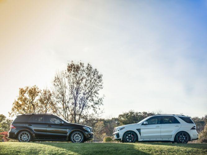 2013 TopCar Mercedes Benz M-Klasse Inferno US-spec (W166) suv tuning gd wallpaper