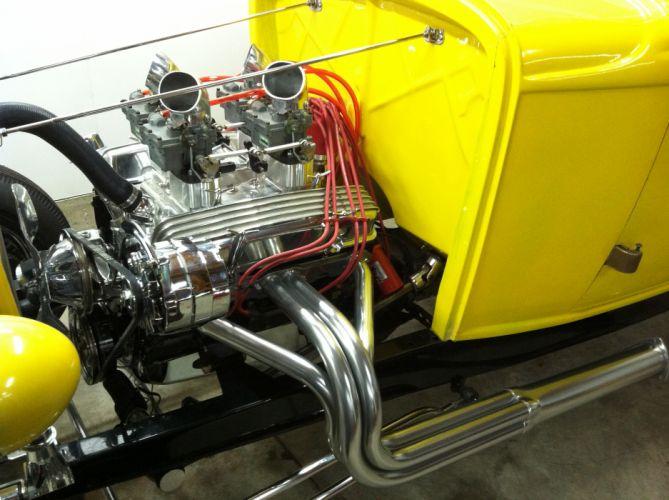 hot rod rods retro engine e_JPG wallpaper