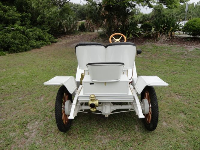 1908 BUICK MODEL-10 TOURING RUNABOUT retro f wallpaper