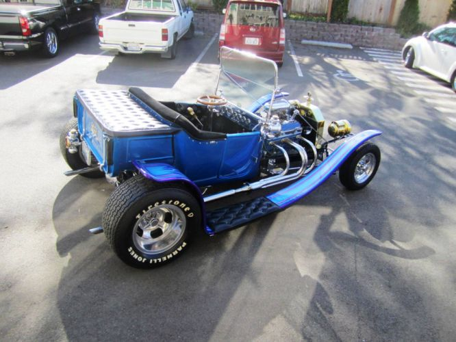 1916 Ford hot rod rods retro engine g wallpaper