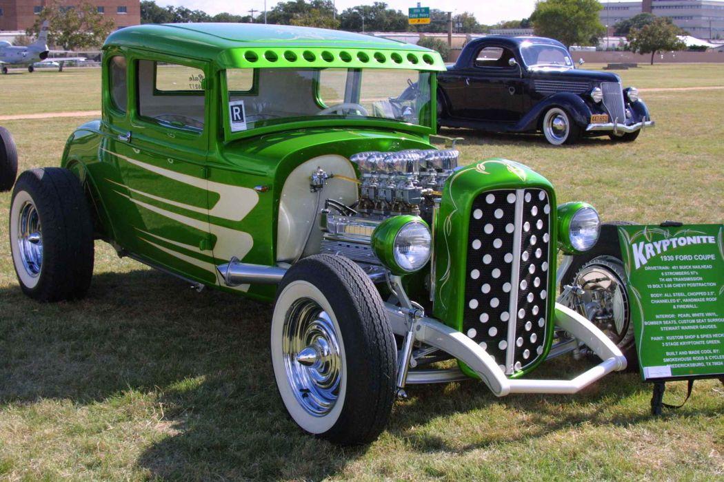 1930 ford hot rod rods retro    t wallpaper