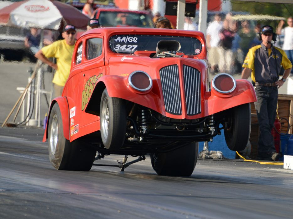 1933 Willys Coupe hot rod rods retro drag race racing  f wallpaper
