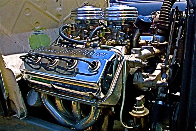 1935 hot rod rods retro engine t wallpaper