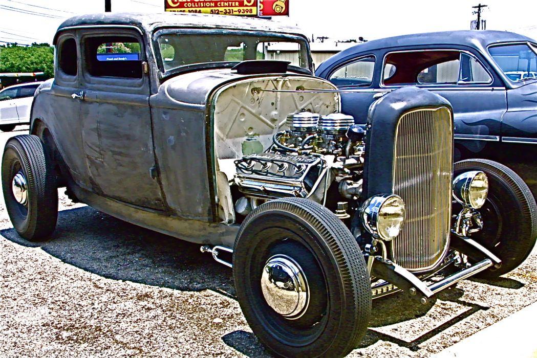 1935 hot rod rods retro engine     y wallpaper