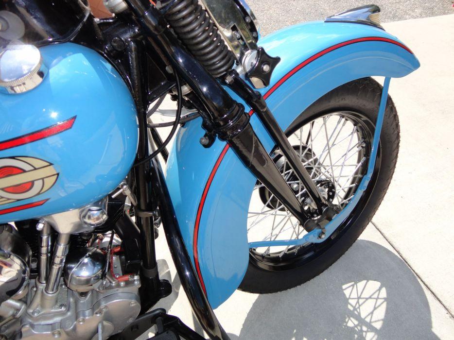 1937 HARLEY DAVIDSON EL KNUCKLEHEAD retro wheel       f wallpaper