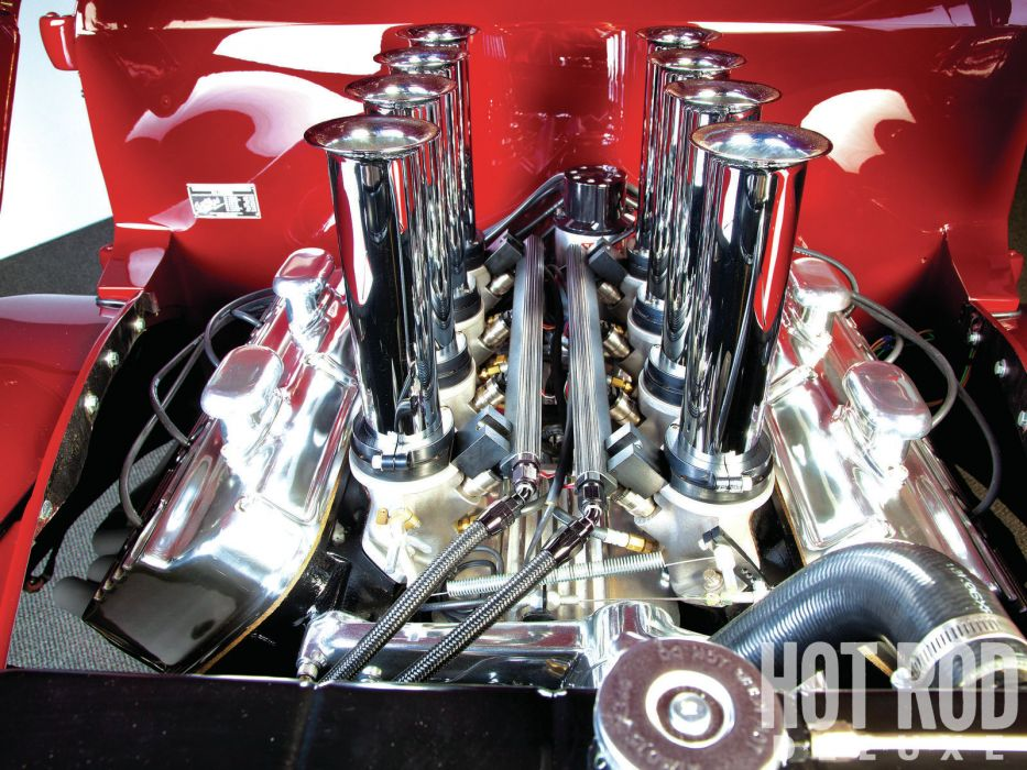 1941 Willys Coupe hot rod rods retro drag race racing engine        g wallpaper