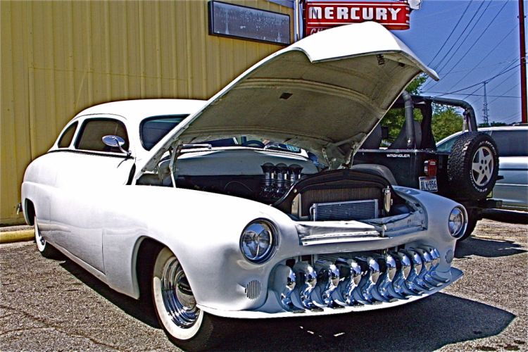 1949 mercury lowrider custom classic f wallpaper