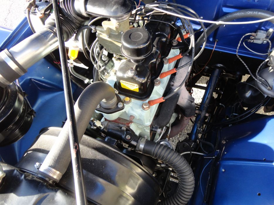 1949 WILLYS JEEPSTER 4x4 retro jeep engine     g wallpaper