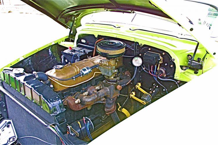 1950 chevrolet lowrider custom classic engine g wallpaper