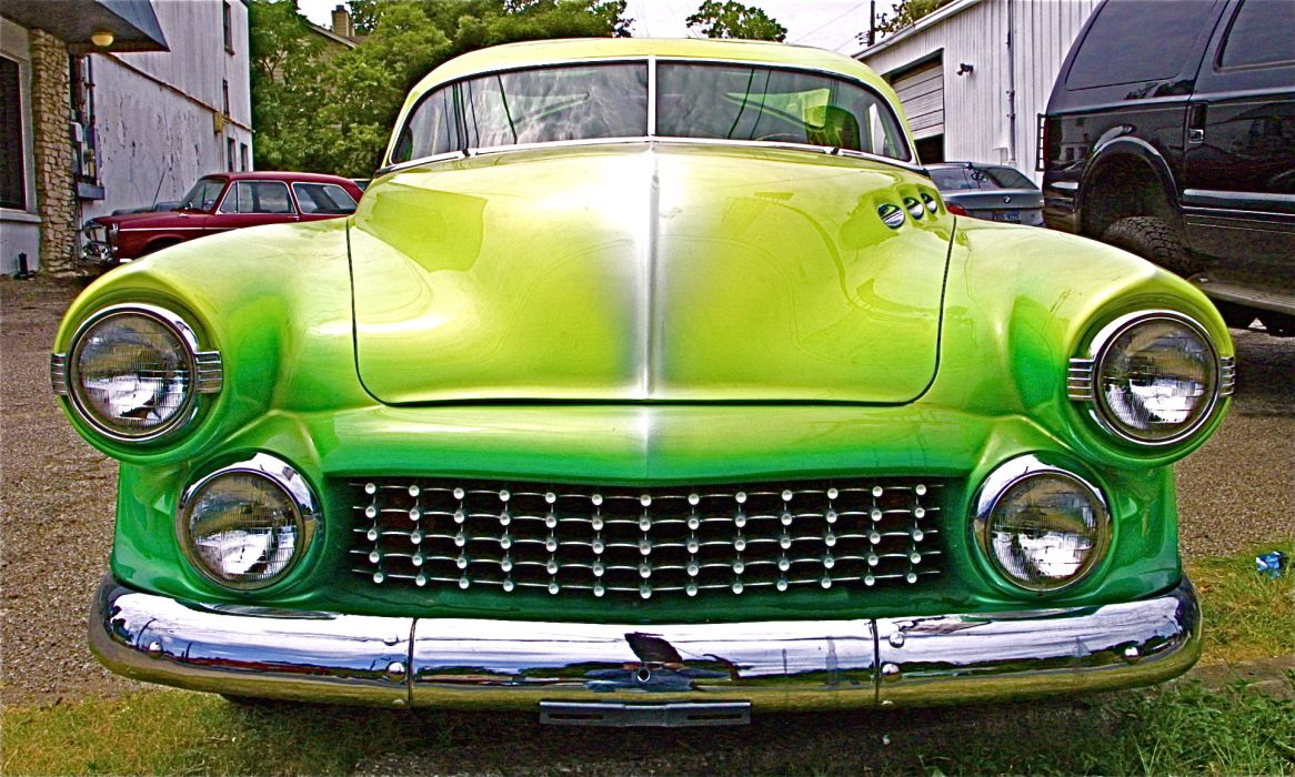 1950 chevrolet lowrider custom classic   f wallpaper