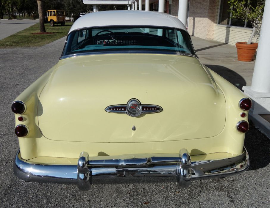 1953 BUICK SPECIAL COUPE retro   g wallpaper