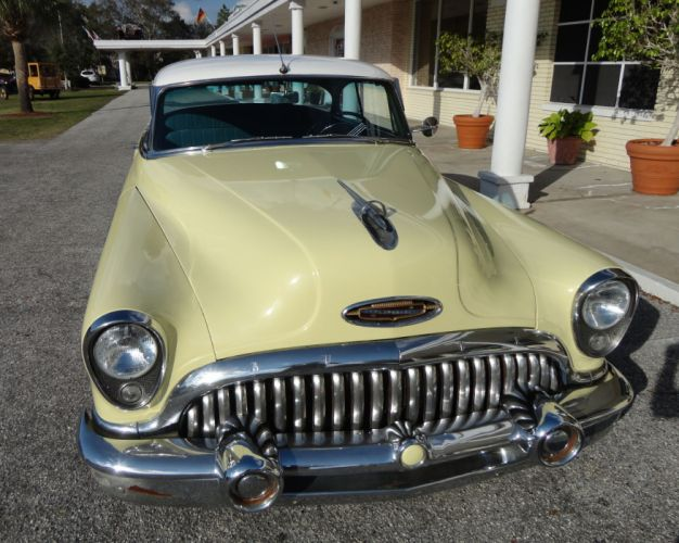 1953 BUICK SPECIAL COUPE retro j wallpaper