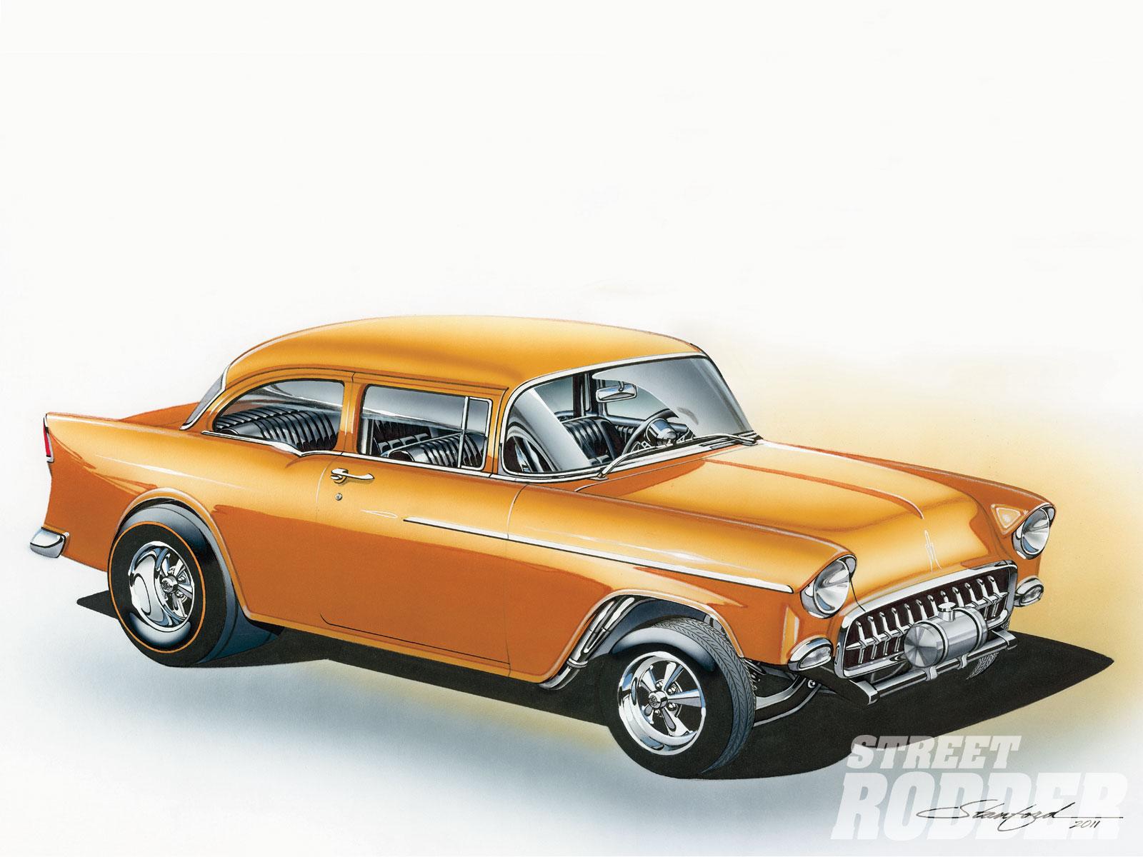 ... 1955 chevy gasser race car street drag car for sale dragcars com