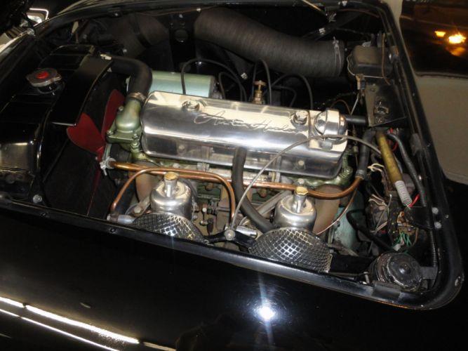 1956 AUSTIN HEALEY 100-4 BN2 retro trailer engine h wallpaper