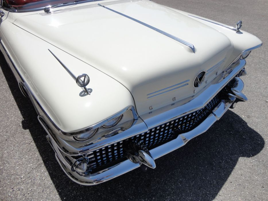 1958 BUICK LIMITED CONVERTIBLE retro luxury   gg wallpaper