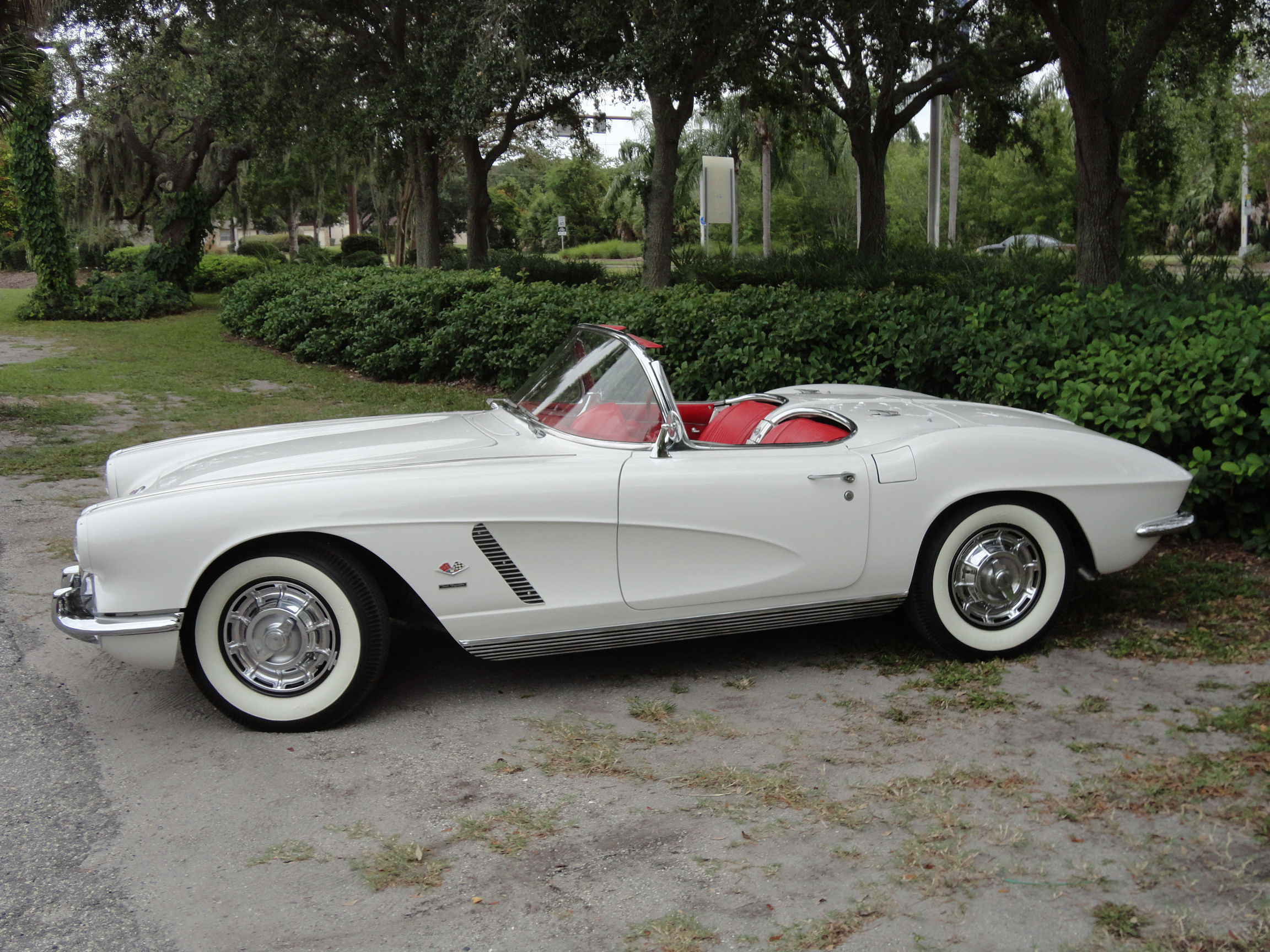 1962 Chevrolet Corvette Convertible Supercar Classic
