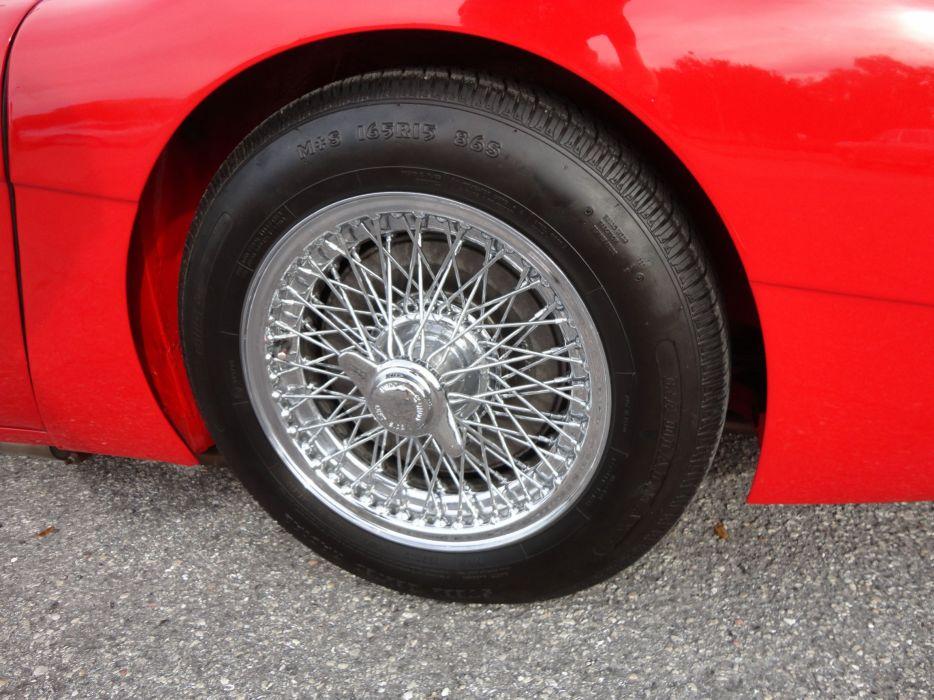 1963 AUSTIN HEALEY 3000 MK-II classic wheel     g wallpaper