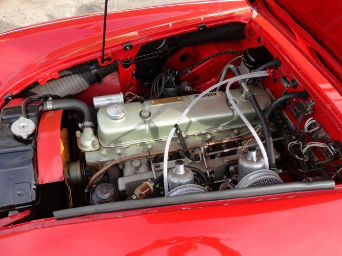 1963 AUSTIN HEALEY 3000 MK-II classic engine h wallpaper