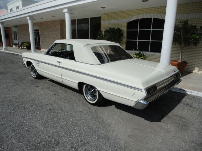 1965 PLYMOUTH SPORT FURY CONVERTIBLE muscle classic 42 wallpaper