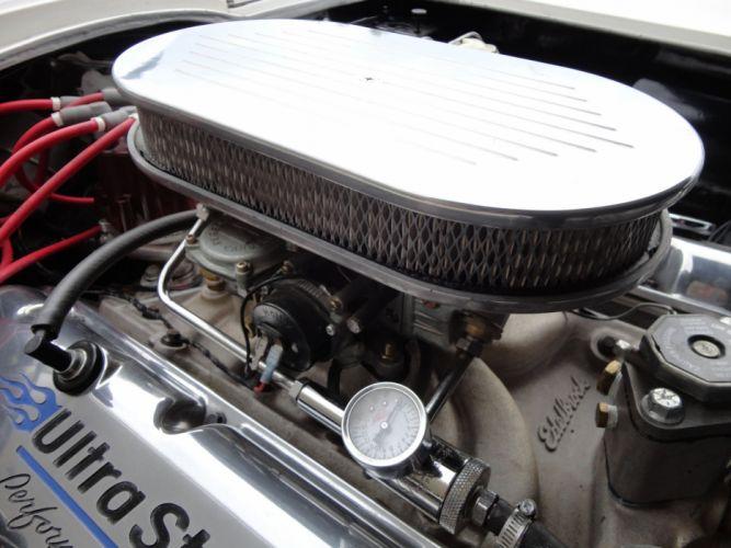 1966 CHEVROLET CORVETTE STINGRAY CONVERTIBLE supercar muscle classic engine k wallpaper