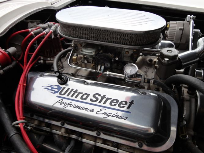 1966 CHEVROLET CORVETTE STINGRAY CONVERTIBLE supercar muscle classic engine k wallpaper