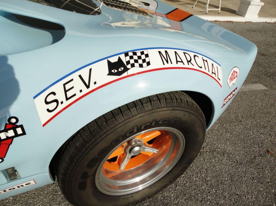 1966 FORD GT40 CAV Replica supercar race racing g-t wheel     h wallpaper