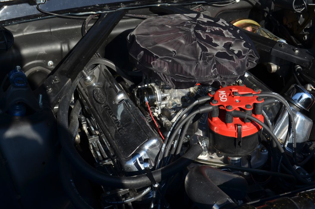 1966 FORD MUSTANG hot rod rods classic muscle engine r wallpaper