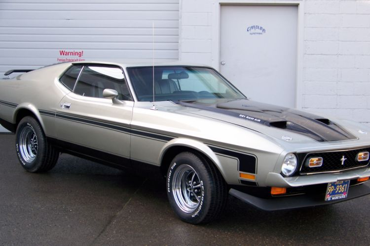 1972 MACH 1 MUSTANG muscle classic f wallpaper