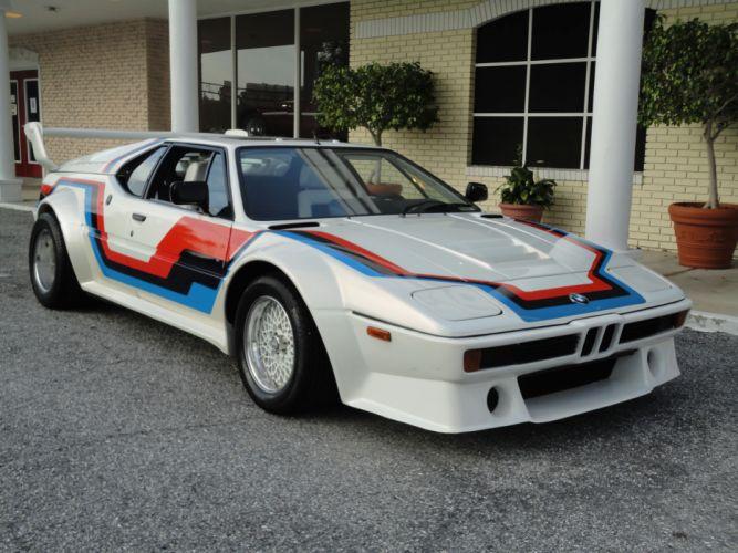 1981 BMW M-1 Pro-Car supercar race racing h wallpaper
