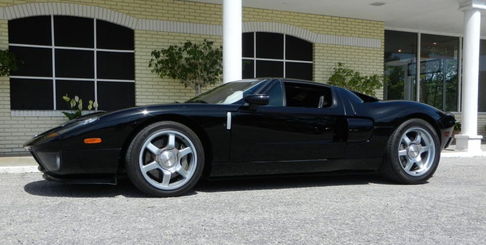 2004 FORD GT FACTORY TEST MULE supercar g-t g wallpaper
